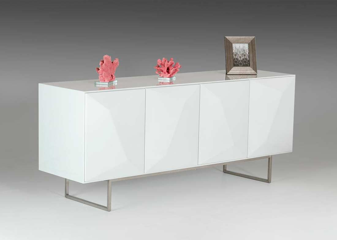 Modern White Glossy Buffet VG108 Modern Buffets Stations : white buffet 108 b from www.avetexfurniture.com size 1100 x 784 jpeg 23kB