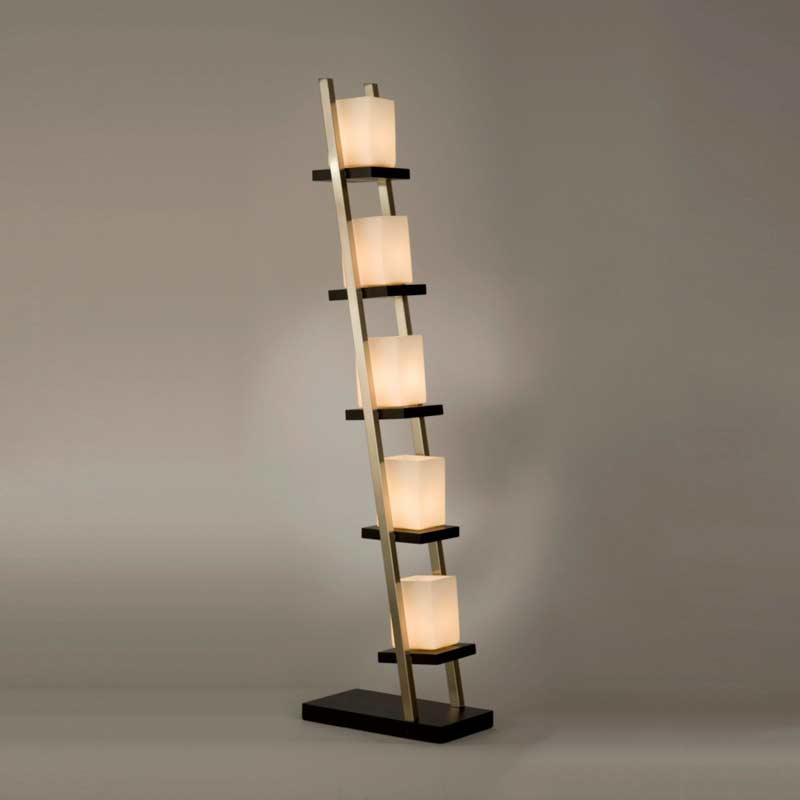 home lamps lighting floor table 5 ligh. Black Bedroom Furniture Sets. Home Design Ideas