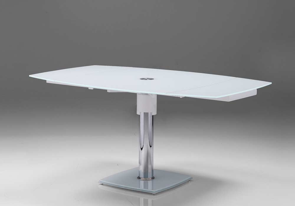 Extending Dining Table Mb097 Modern Dining