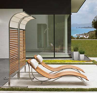 Tommy Bahama Outdoor Tres Chic Chaise Lounge