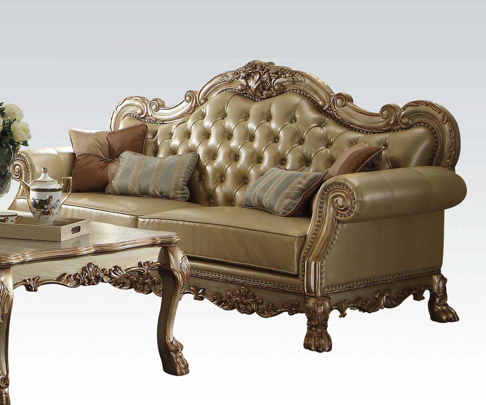 Traditional sofa ac delmon traditional sofas for Traditional couches