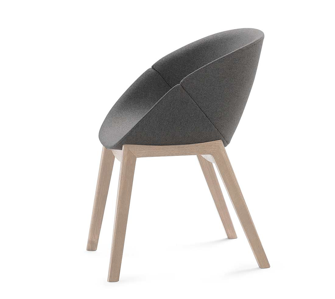 Coquille L Armchair By Domitalia ...