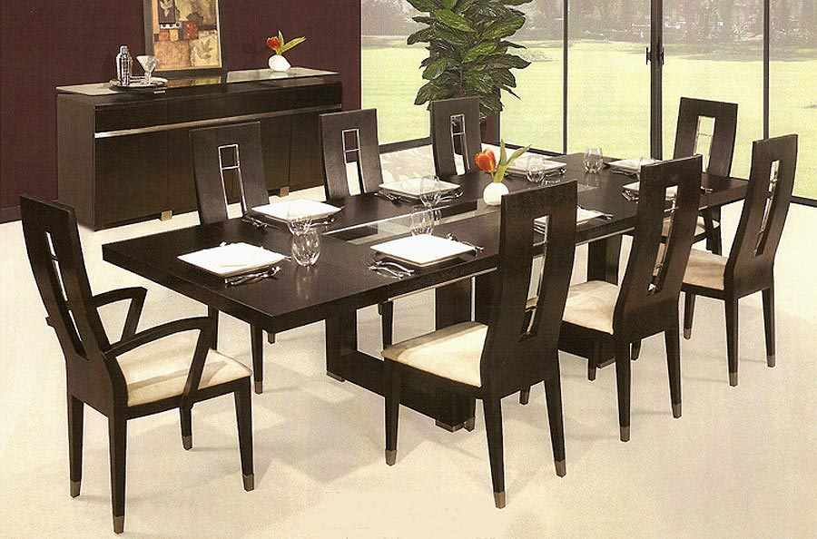 Exclusive dining room furniture