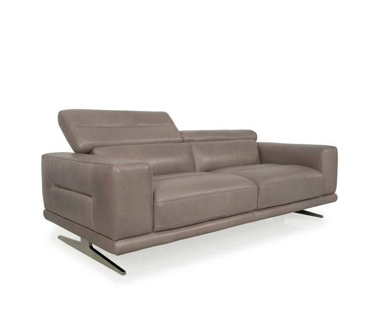 Blair Leather Sofa Review Followup Not All Leather