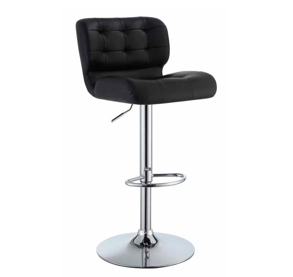 Contemporary Adjustable Height Bar Stool CO 545 Bar Stools : contemporary bar counter stool adjustable height grey black white brown co545 b2 from www.avetexfurniture.com size 977 x 923 jpeg 20kB
