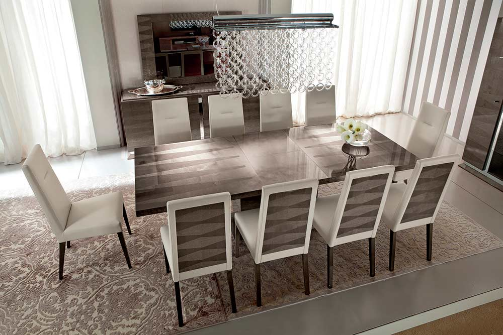 Monaco dining table by alf furniture alf dining room for Dining table dressing