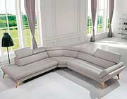 Modern Grey Sectional Sofa VG41