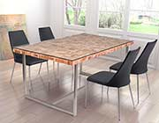 Natural Wood Dining table Z260