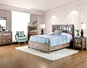 Rustic Natural Bedroom FA585
