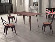 Rustic Wood Dining table Z127