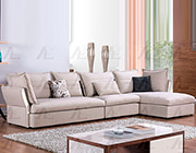 Gray Sectional Sofa AE319