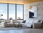 Le Mans Sectional sofa by Moroni