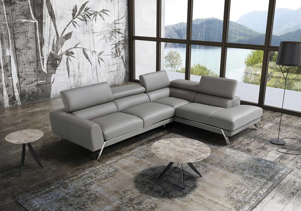 Italian Leather Sectional Sofa Jm Lux Leather Sectionals
