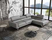 Italian Leather Sectional Sofa JM Lux