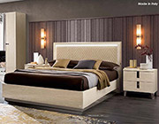 Upholstered bed EF Amber