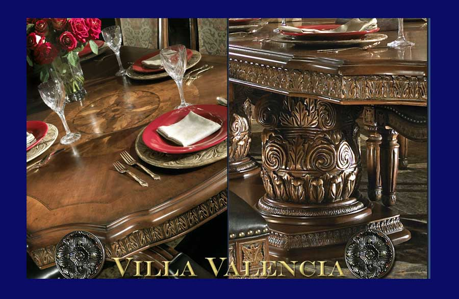 Amazing Villa Valencia Dining Room Set 900 x 586 · 81 kB · jpeg