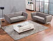 Gray Fabric Sofa set AE 368