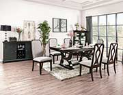 Transitional Dining Table FA 734