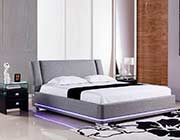 Platform Bed with LED Light AE 56