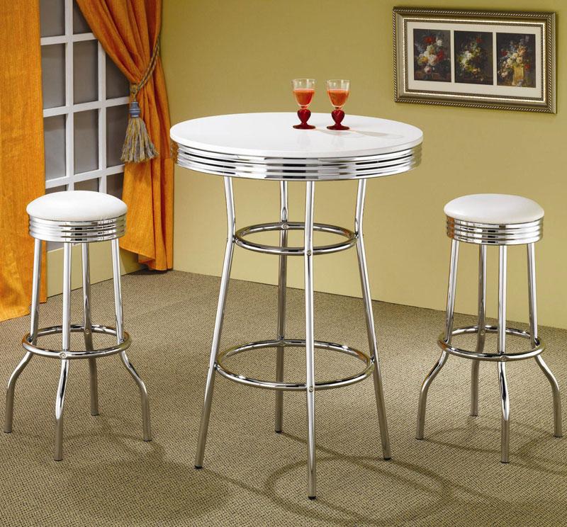 comfort and style retro white barstool bar stools
