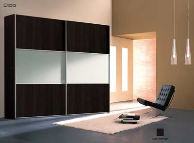 MB Dido 2 Doors Sliding Armoire