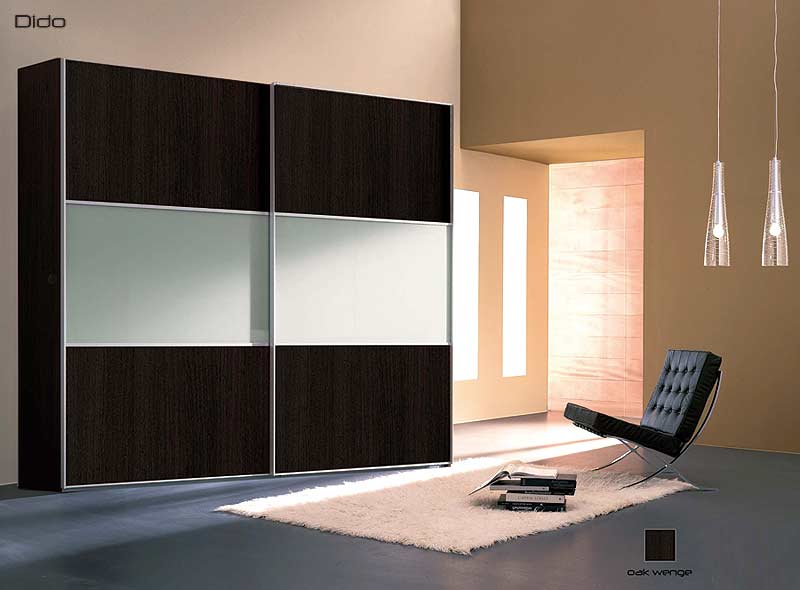 MB Dido 2 Doors Sliding Armoire & MB Dido 2 Doors Sliding Armoire | Accessories storage Pezcame.Com