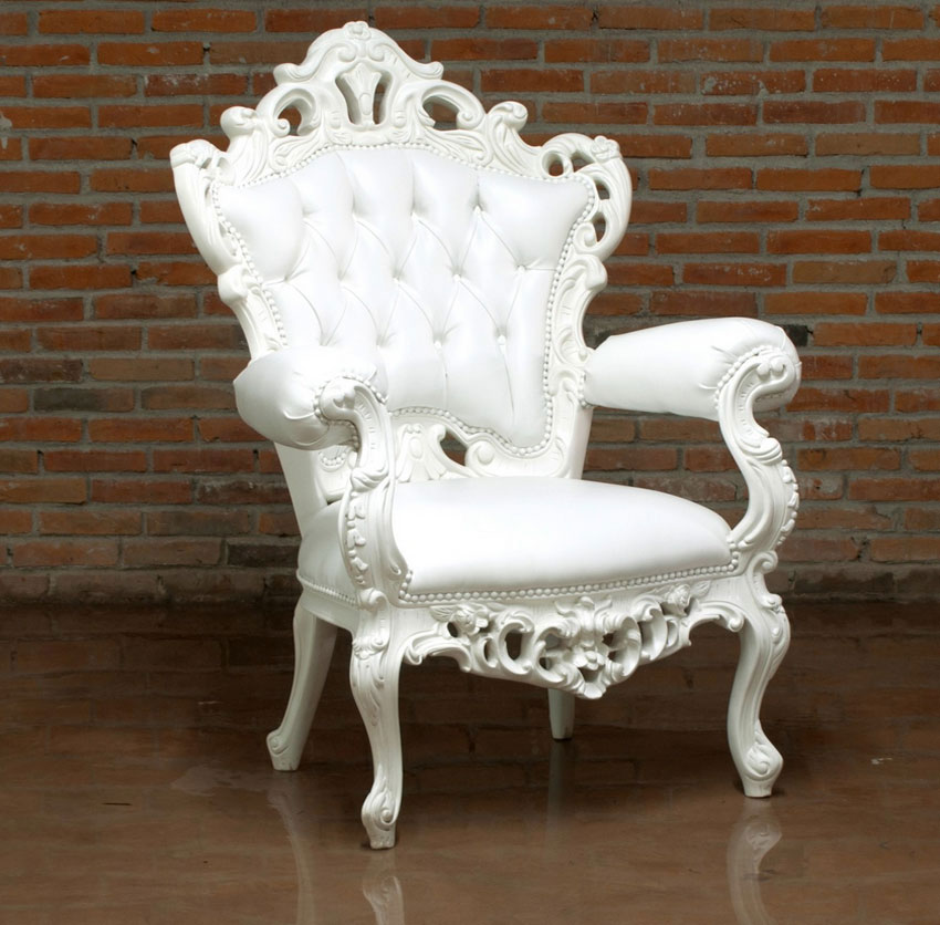 Glamour Furniture: Loveseat Glamour 611