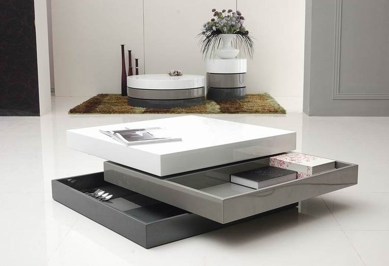 Coffee table modern vg t2 contemporary Modern coffee table canada
