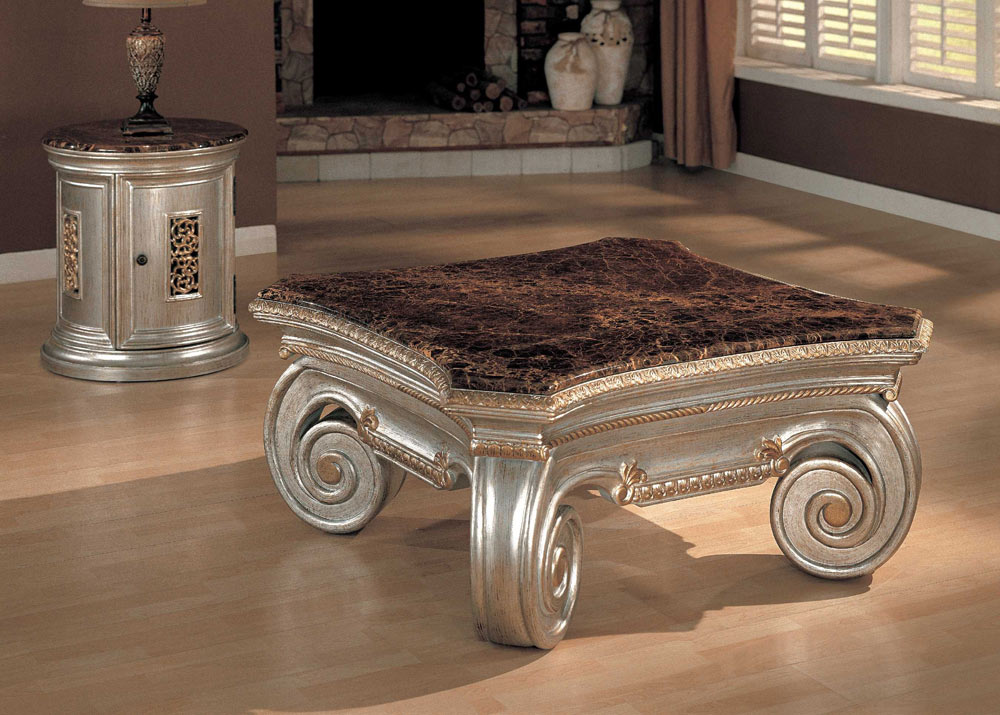 Traditional Coffee Table Victory by Yuan Tai Furniture - Traditional Coffee Table Victory By Yuan Tai Furniture Classic