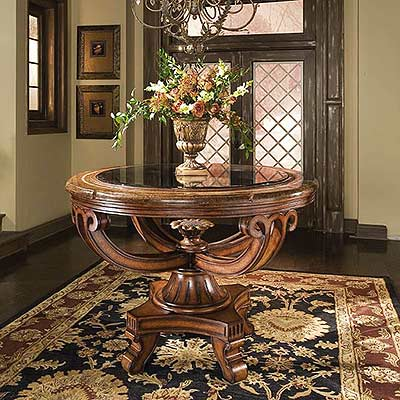 Bt 036 Traditional Italian Console Table Classic Dining