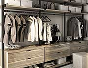 Gravity Organize Wall Unit by Huppe