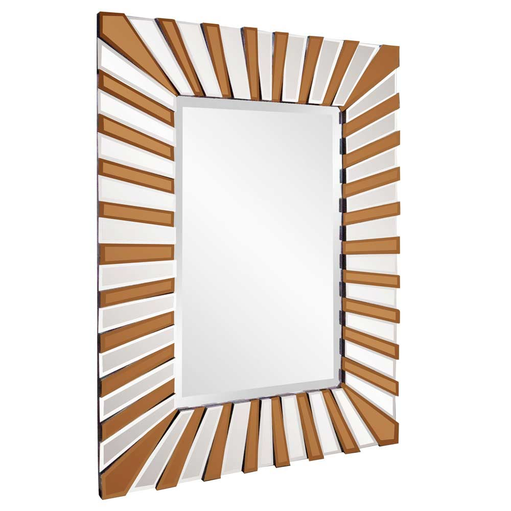 contemporary designer round mirror hre   accent mirrors - contemporary style designer mirror hre