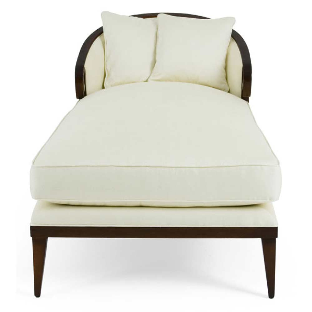 Gigli accent chaise by christopher guy christopher guy for Accent chaise lounge