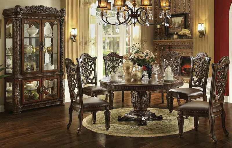 hooker dining room set