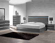 Modern Bedroom Set BM Leo