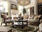 Traditional Luxury Sofa set HD155