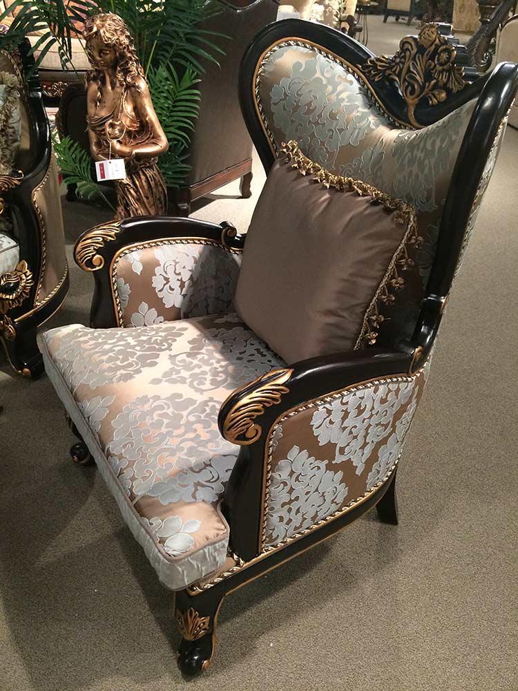 Traditional Luxury Sofa Set Hd155 Traditional Sofas