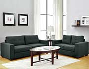 Dark Grey sofa collection HE639