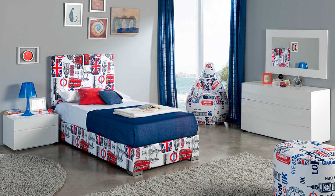 Kids bedroom ef london kids bedroom for Bedroom designs london