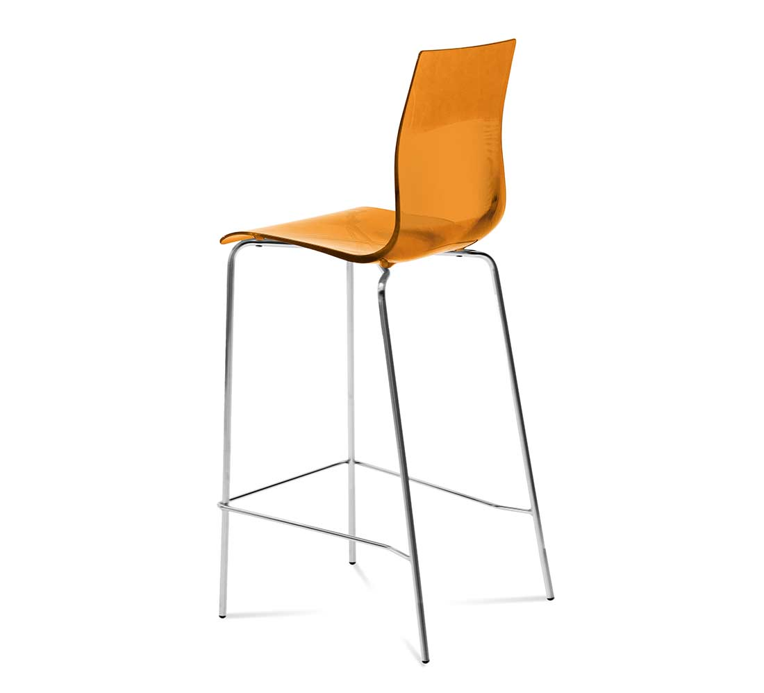 gel sga bar stool by domitalia domitalia chairs