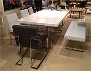 Modern Dining Arm Chair LI13