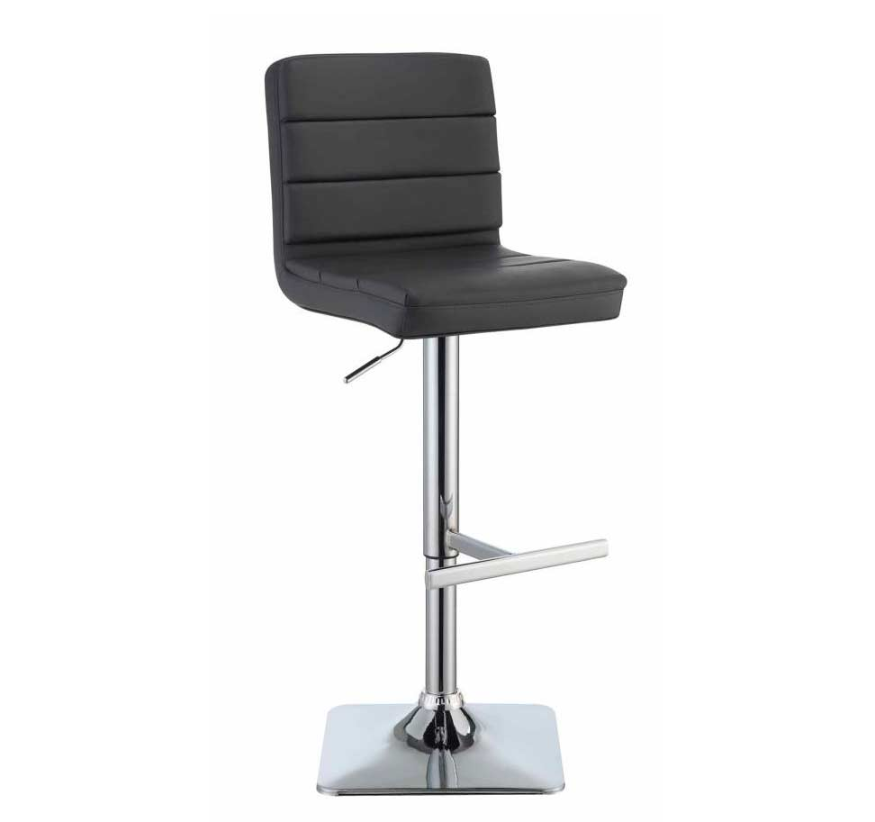 kitchen amp bar gt gt bar stools gt gt black modern bar stool co 695