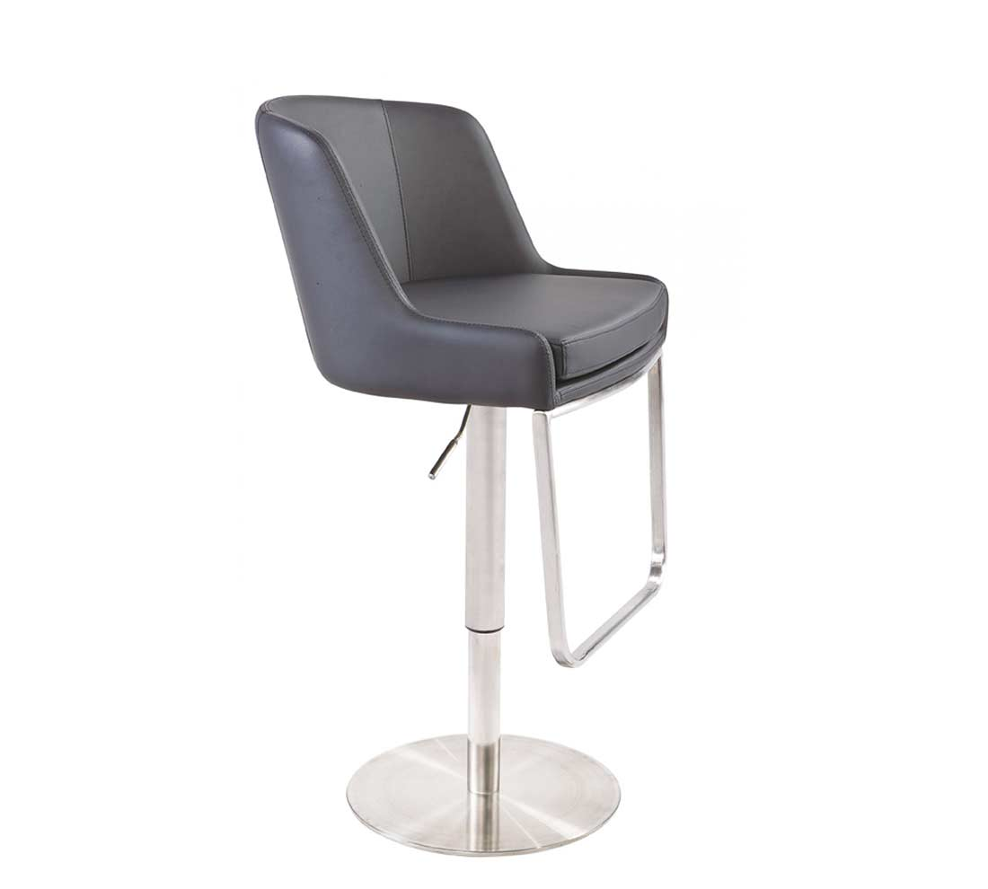Modern Grey Bar Stool Vg128 Bar Stools