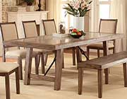 Rustic Oak Dining table FA562