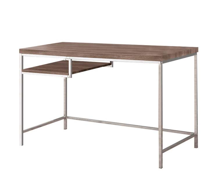 Weathered Grey Computer Desk With Shelf Co271 Computer Desks