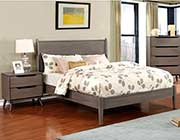 Gray Finish Bedroom FA386G