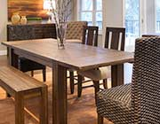 Extendable Dining table MS Orchard