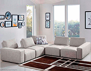 Fabric Modular Sectional sofa DS Jazze