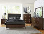 Button Tufted Bedroom set HE730