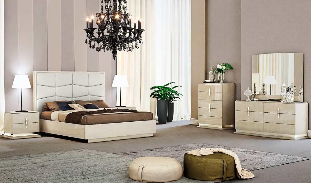 light walnut veneer bedroom nj 897  modern bedroom furniture